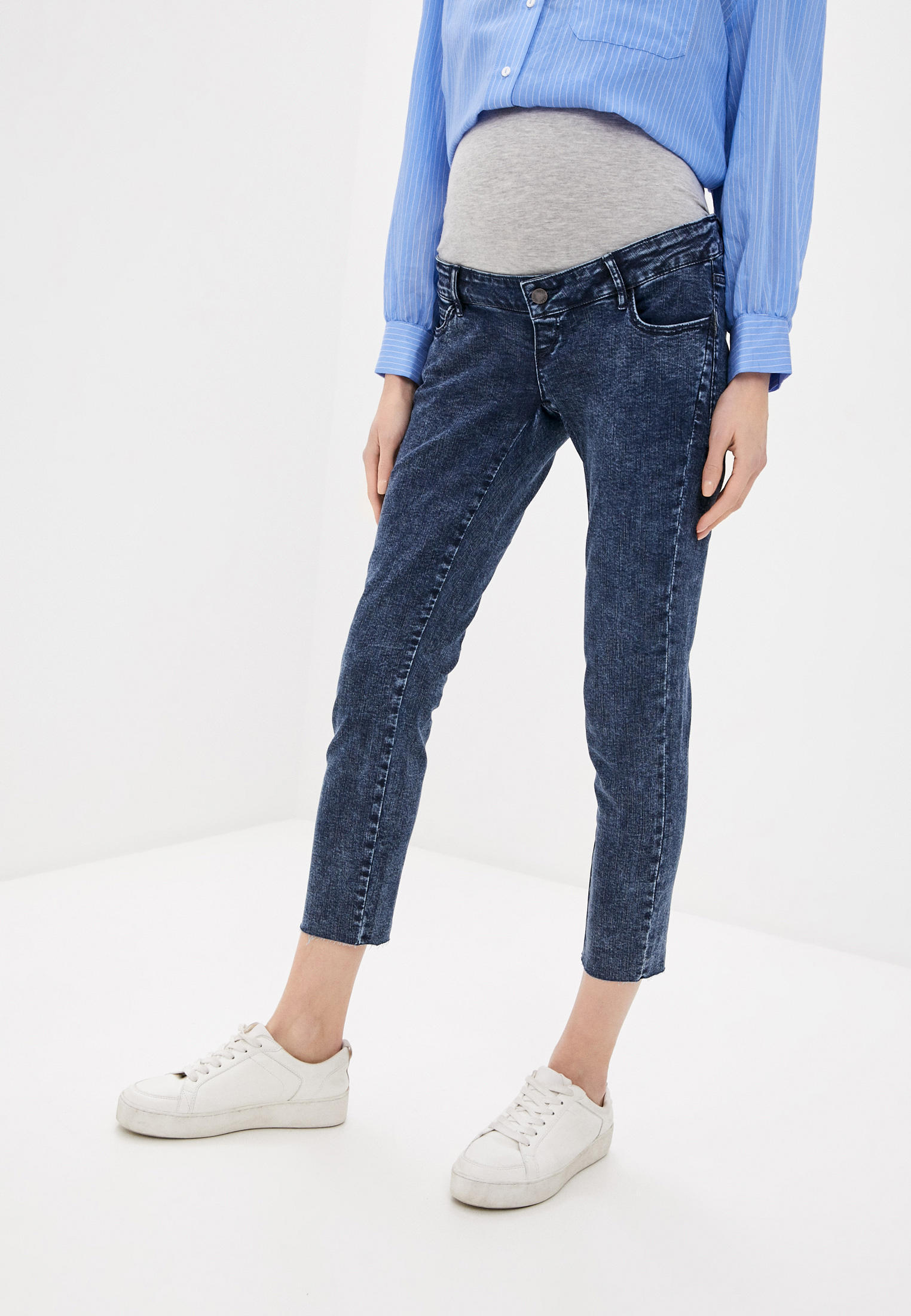 Зауженные джинсы Mamalicious 20012202