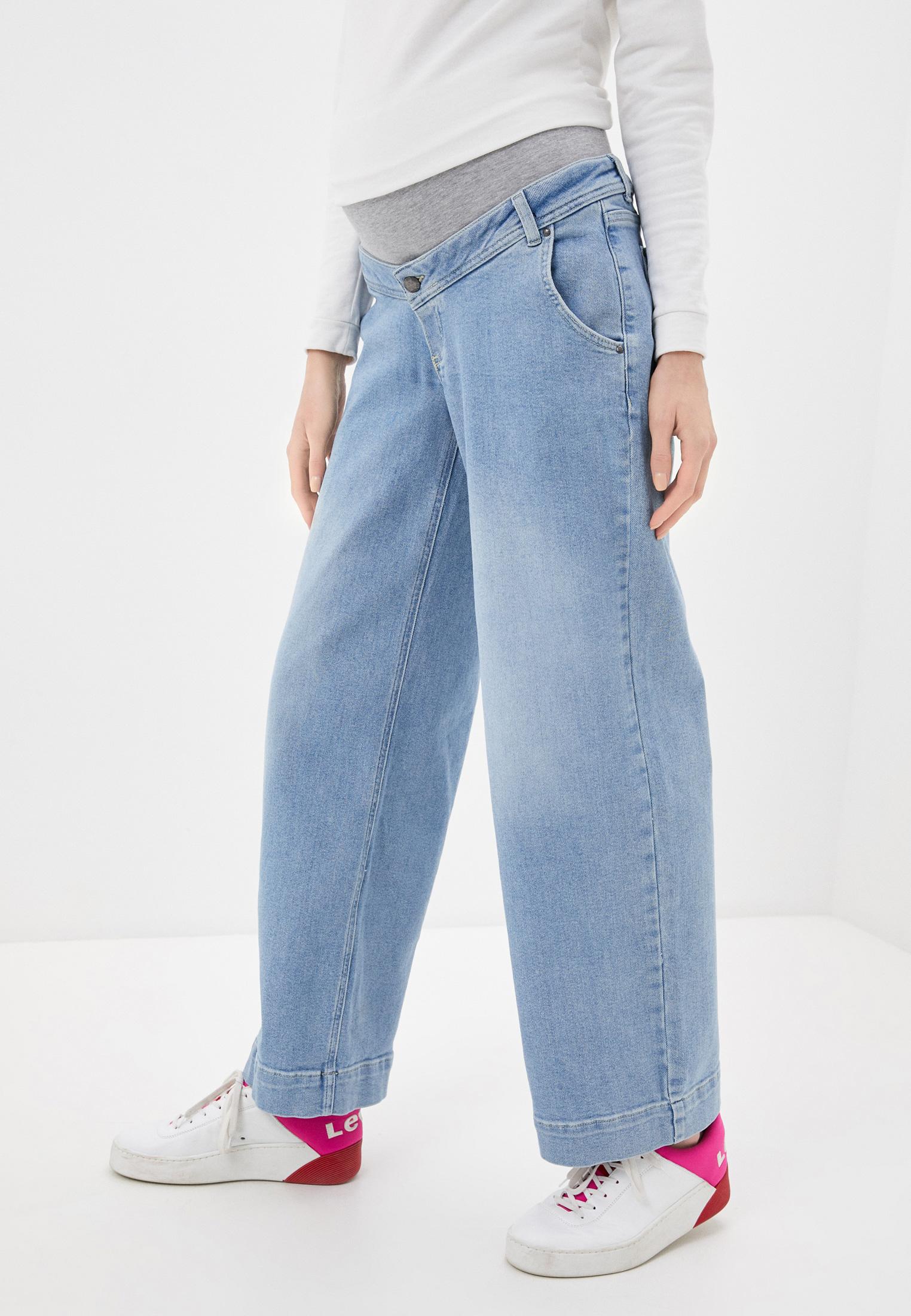 Широкие и расклешенные джинсы Mamalicious 20012205