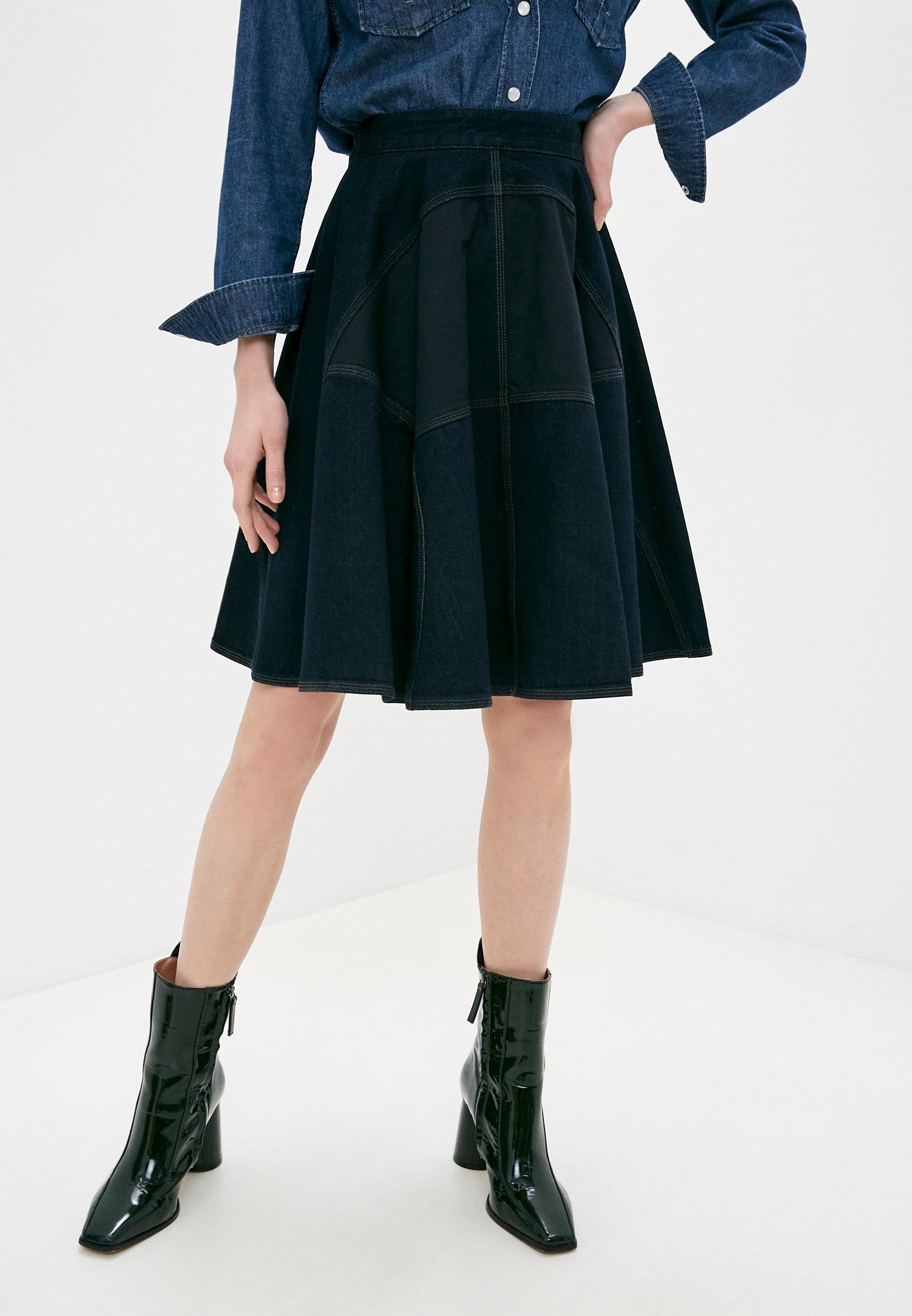Джинсовая юбка MAX&Co 61015021
