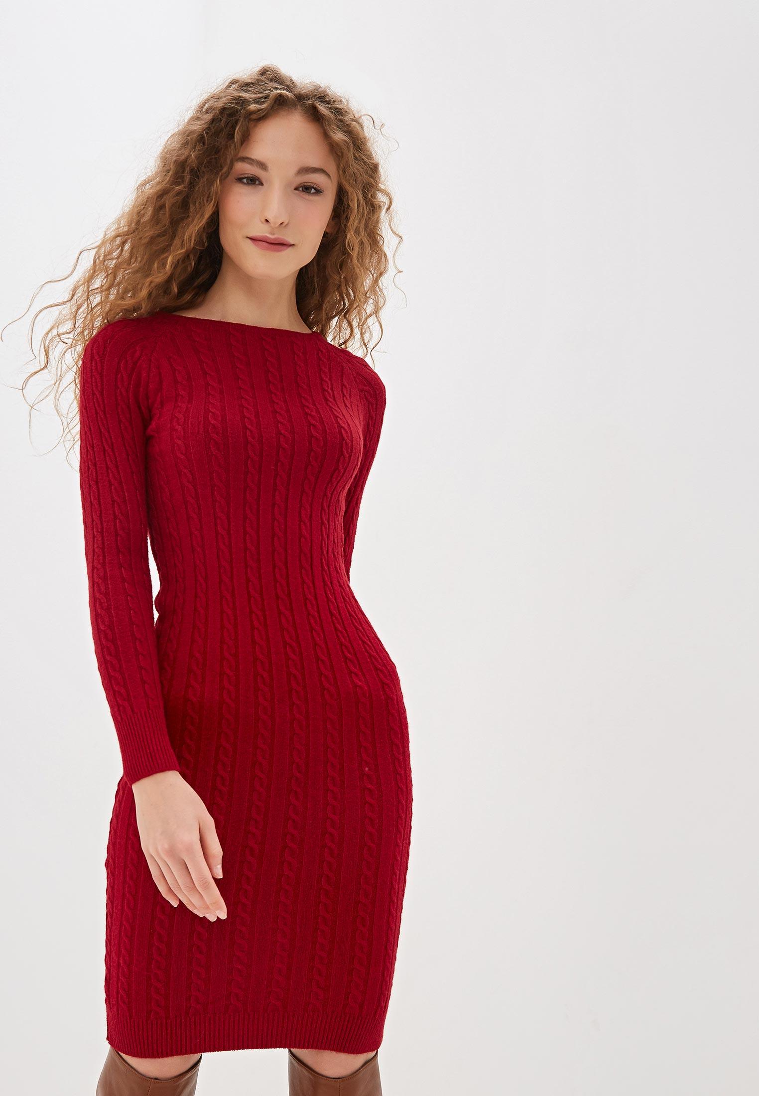 Вязаное платье Mamma Mia 801