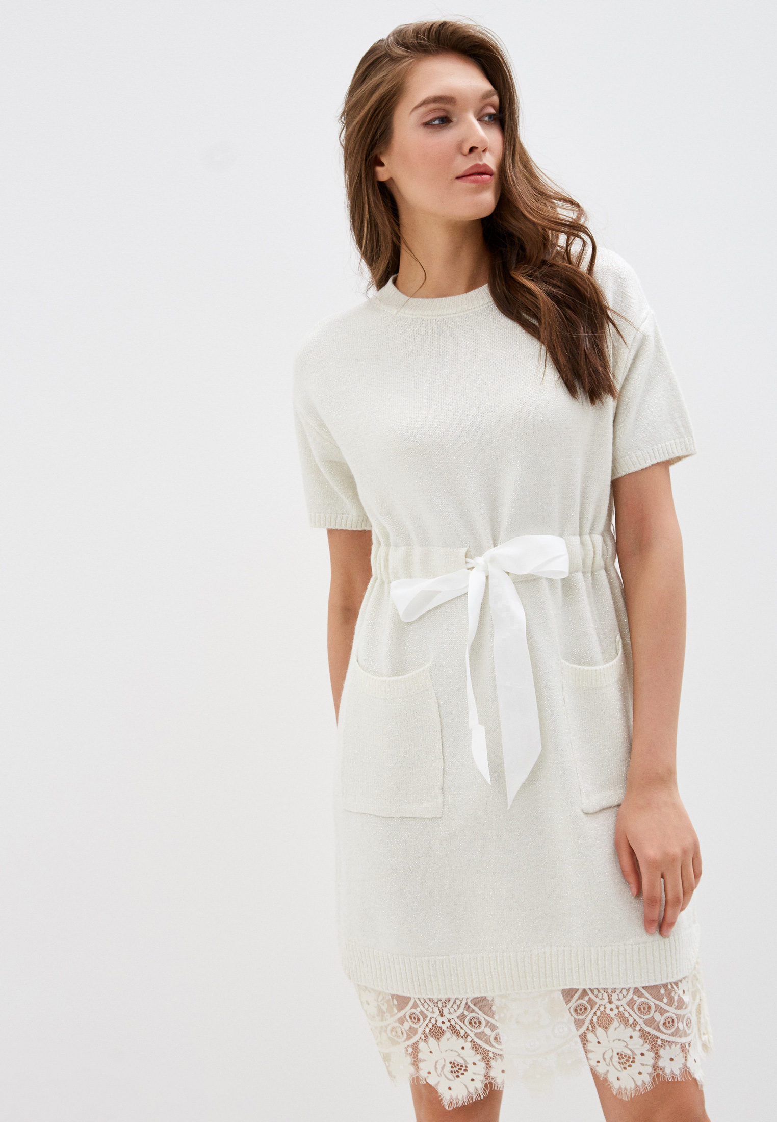 Вязаное платье Mamma Mia 1834
