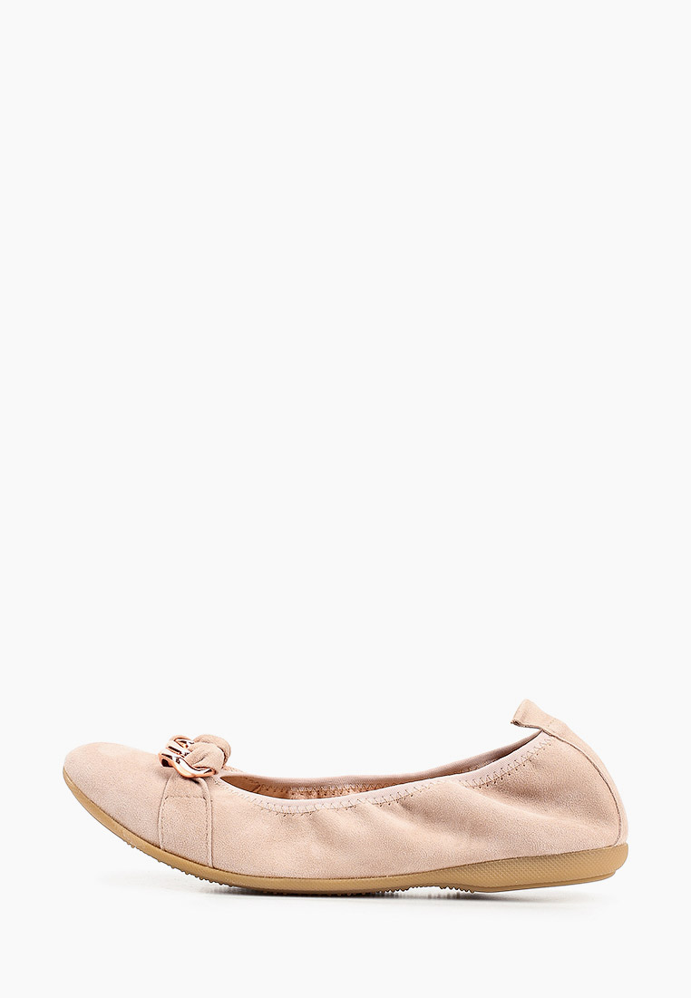 MARCO TOZZI Womens 2-2-22123-34 Ballet Flats