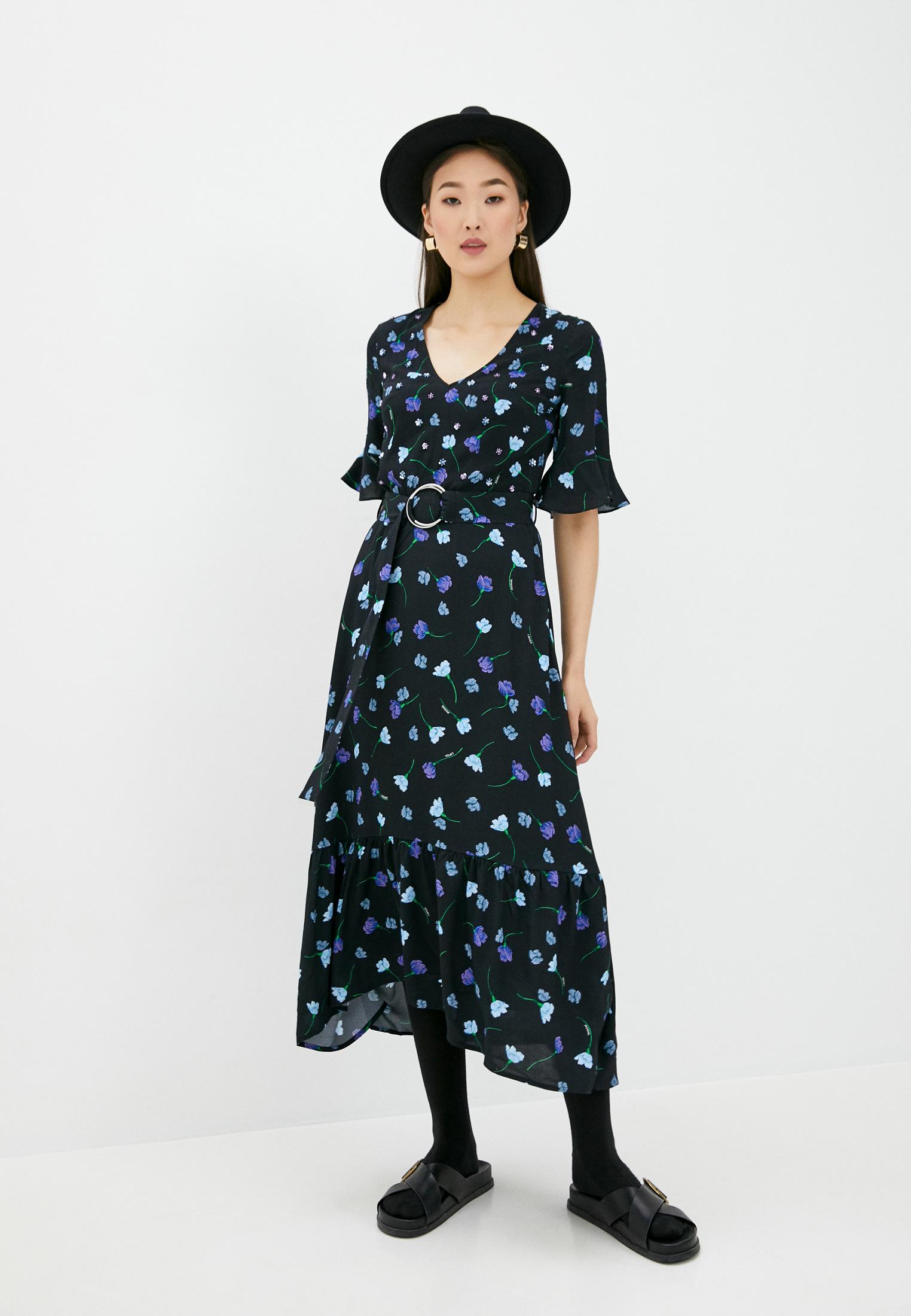 Повседневное платье Markus Lupfer DR1119