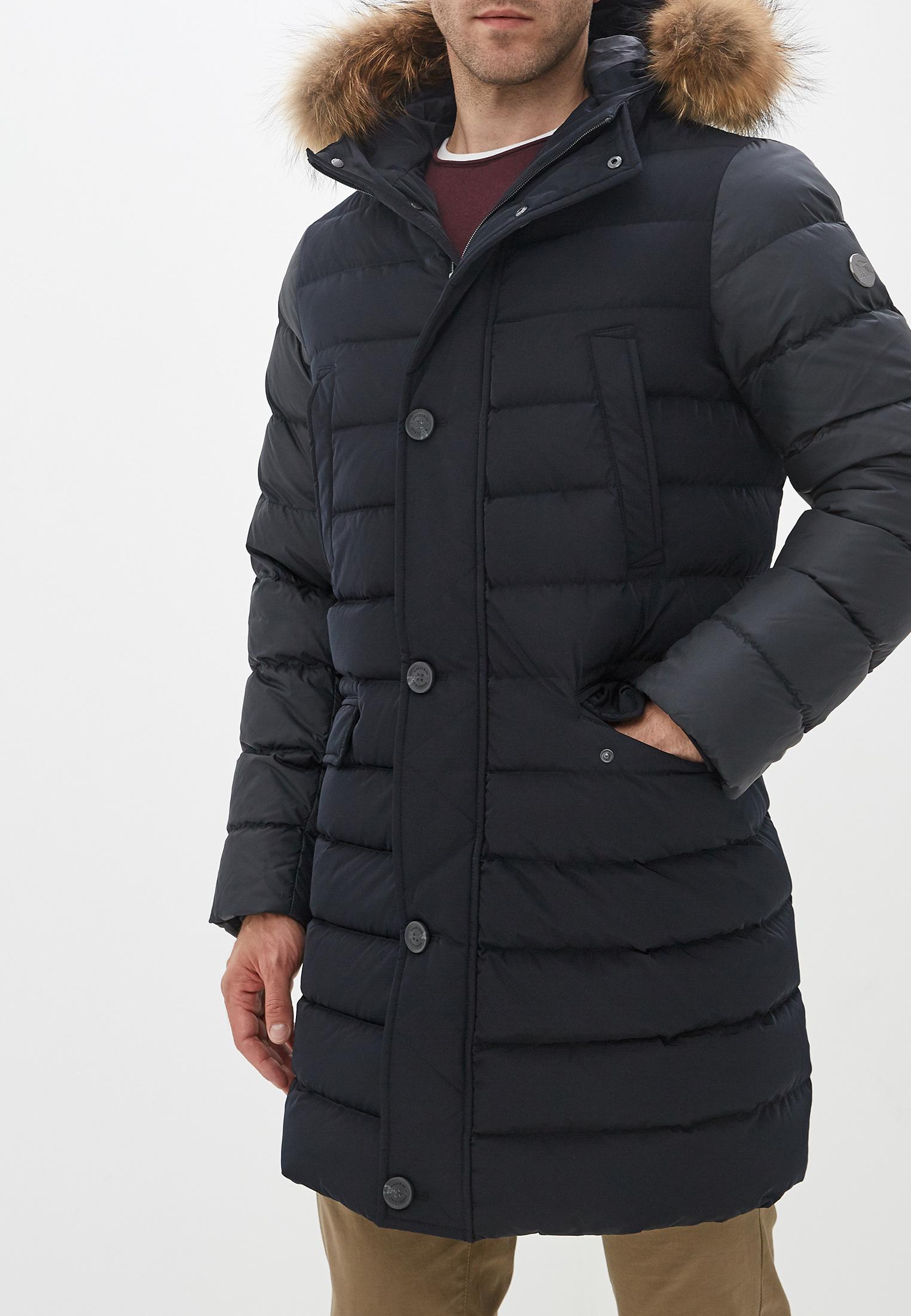 Утепленная куртка MADZERINI LUCIANO
