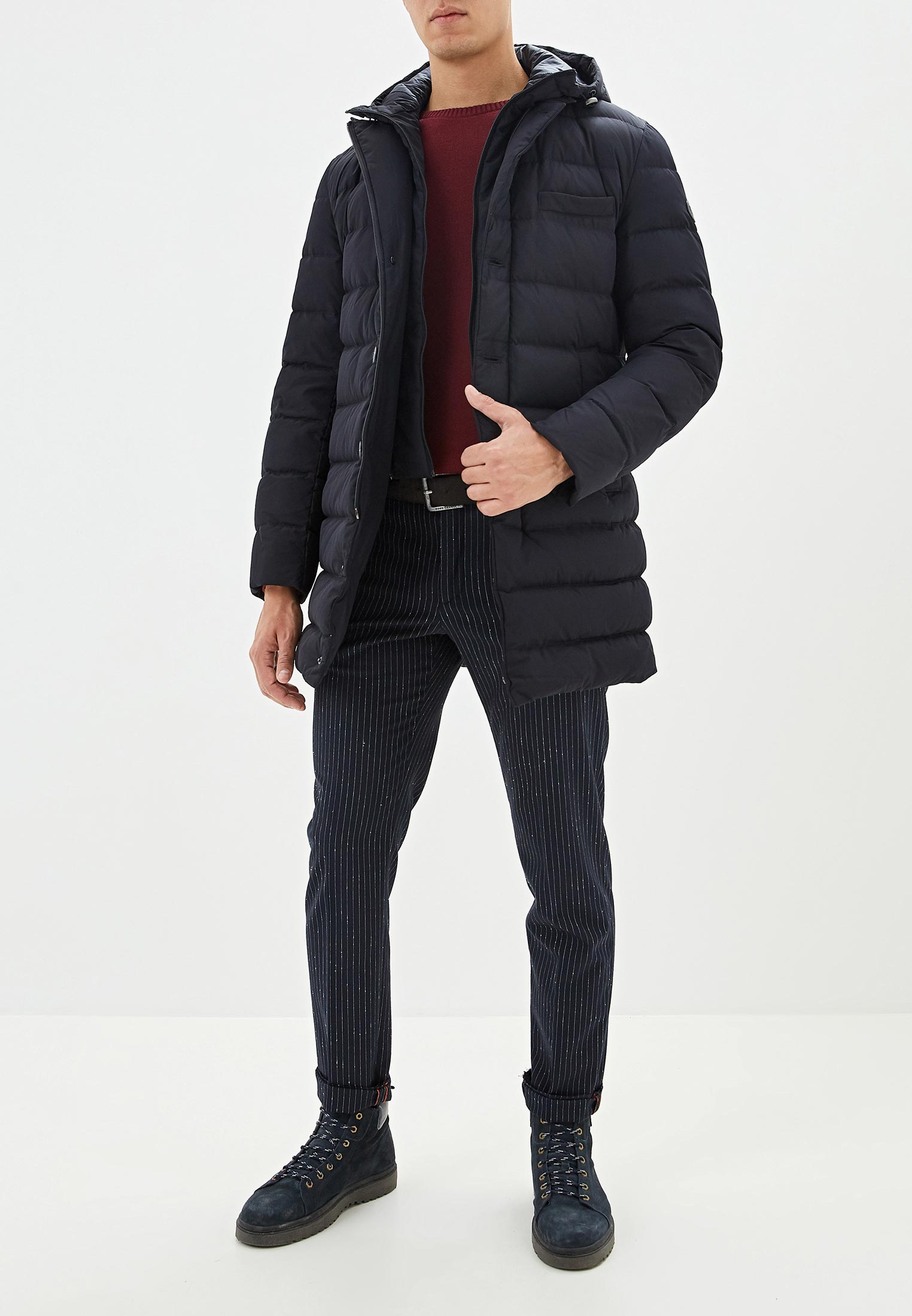 Утепленная куртка MADZERINI ROMAN: изображение 2