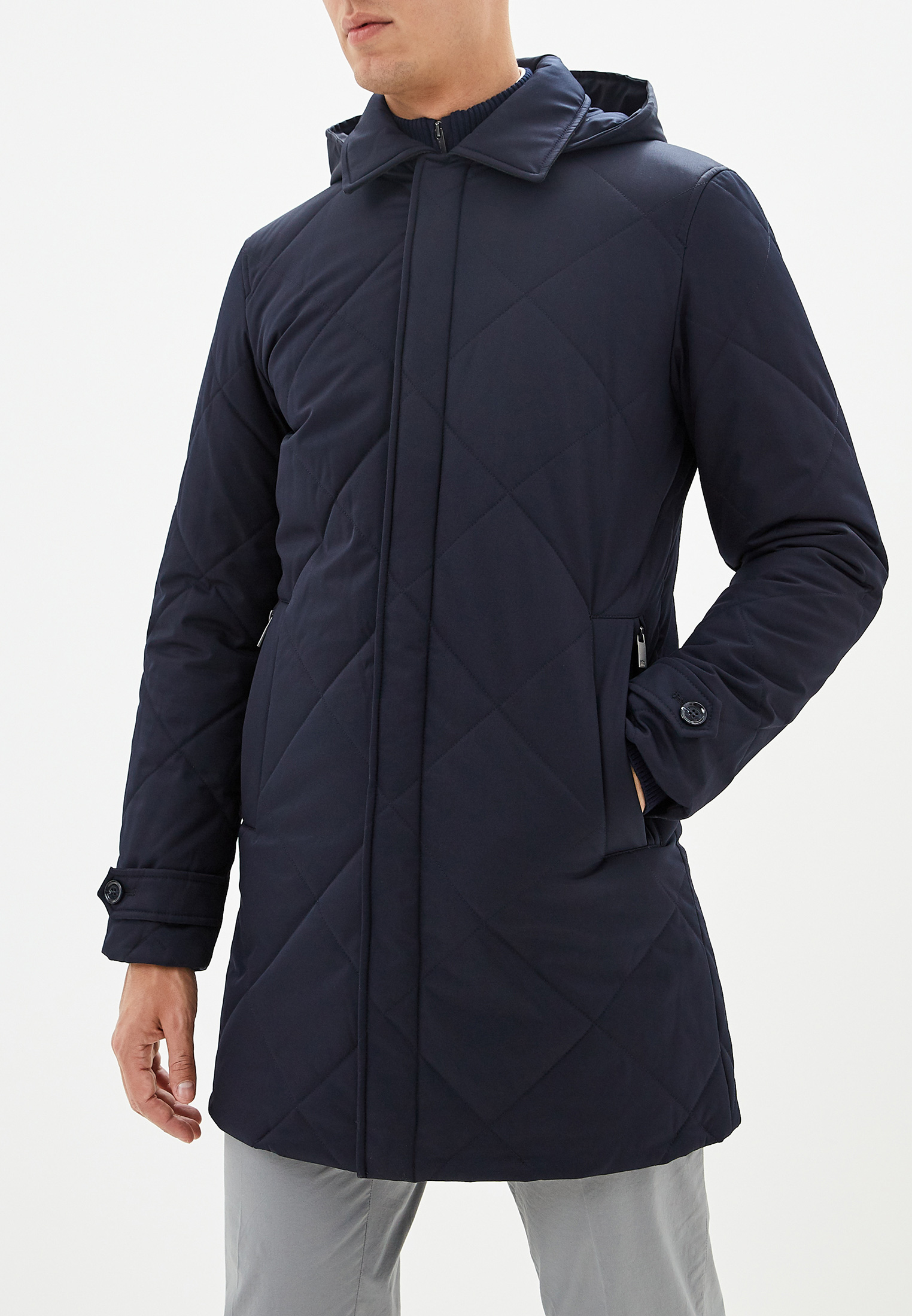 Утепленная куртка MADZERINI ENRICO