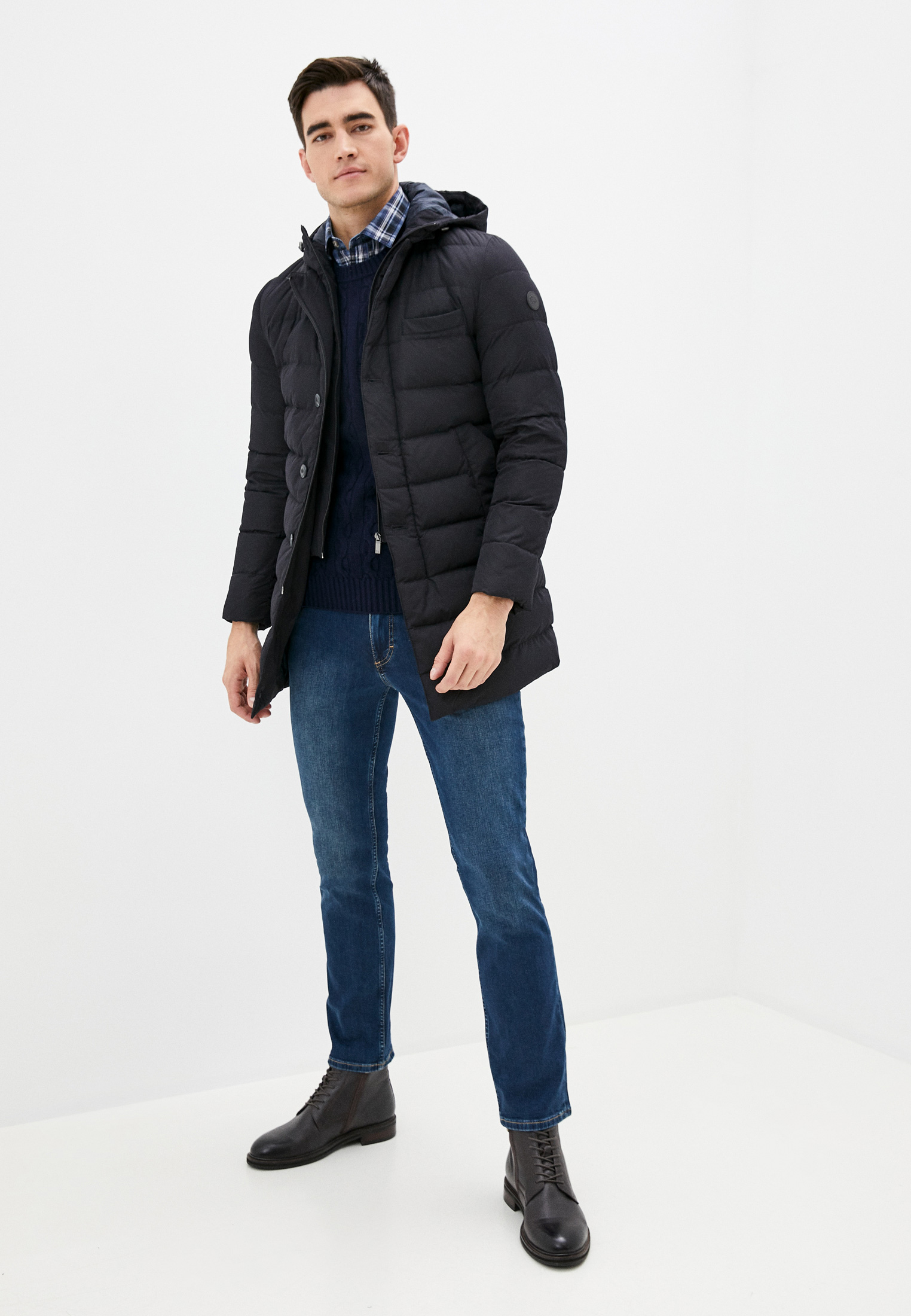 Утепленная куртка MADZERINI ROMAN: изображение 7