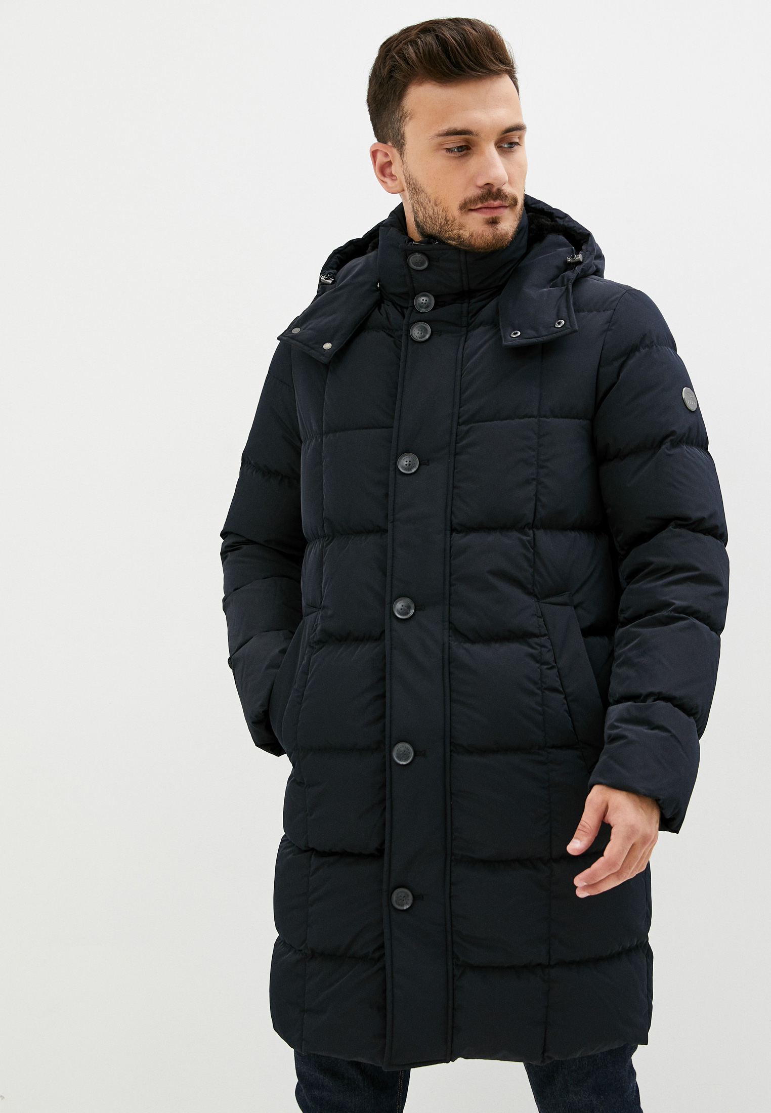 Утепленная куртка MADZERINI GASTON