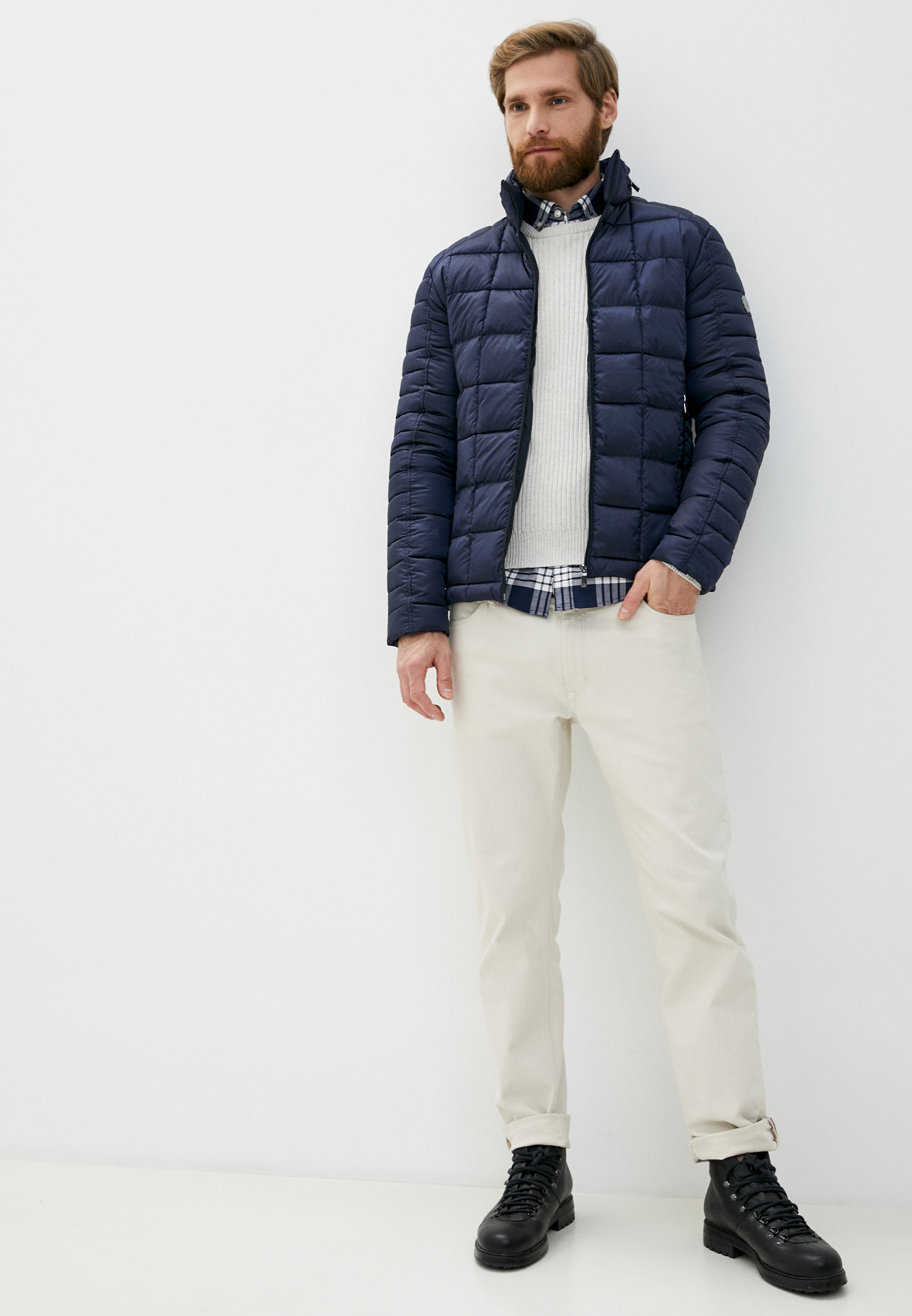 Утепленная куртка MADZERINI ADAMO: изображение 2