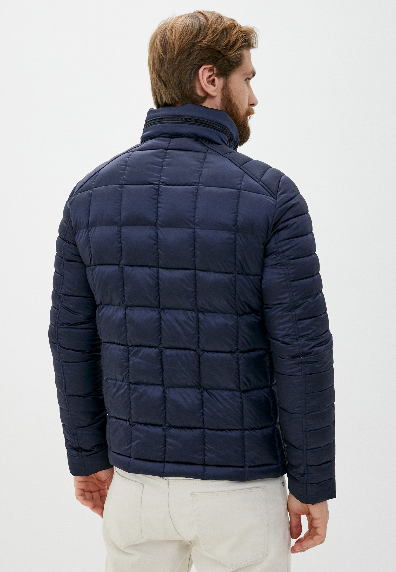 Утепленная куртка MADZERINI ADAMO: изображение 3