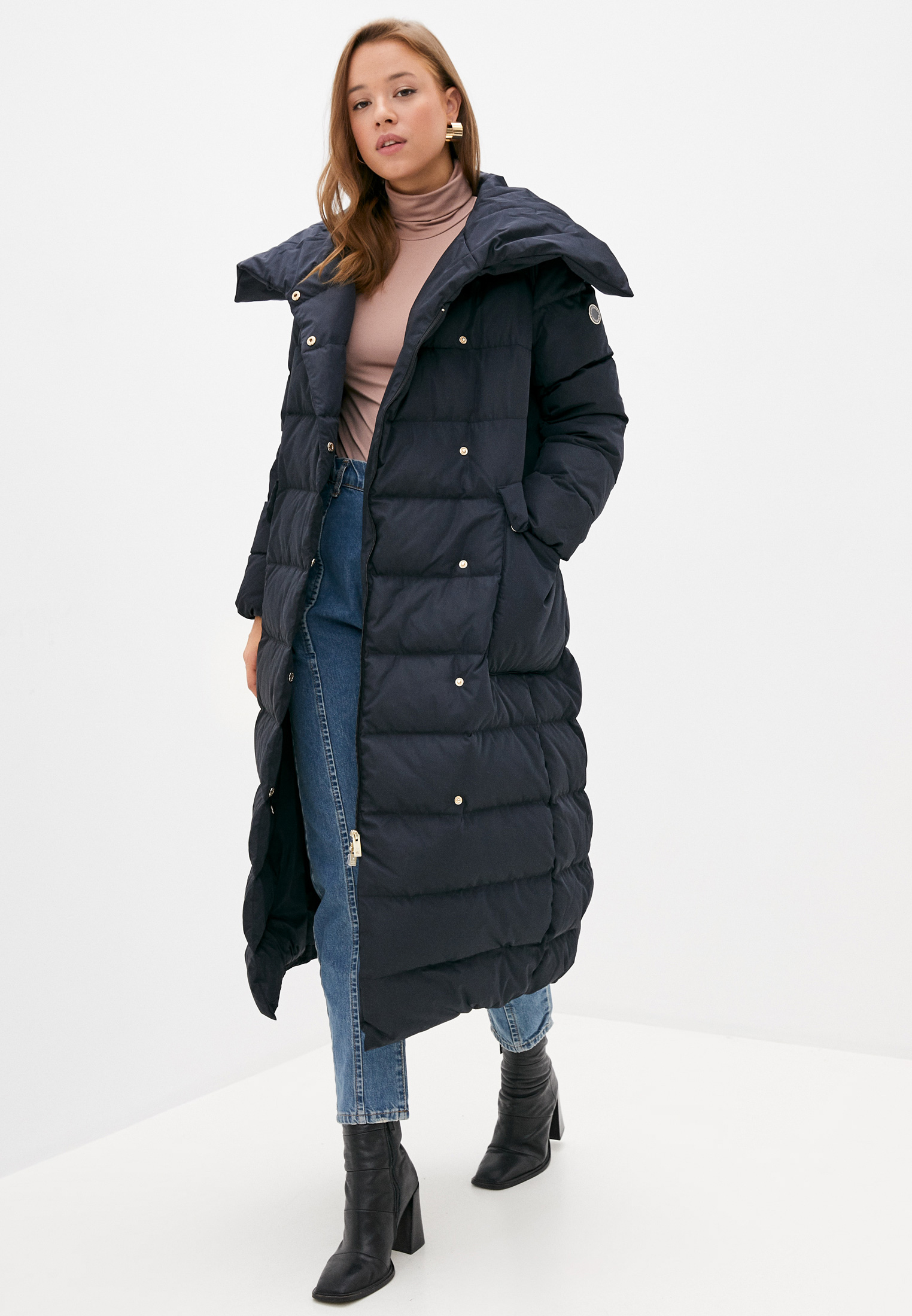 Утепленная куртка MADZERINI FIONA: изображение 1