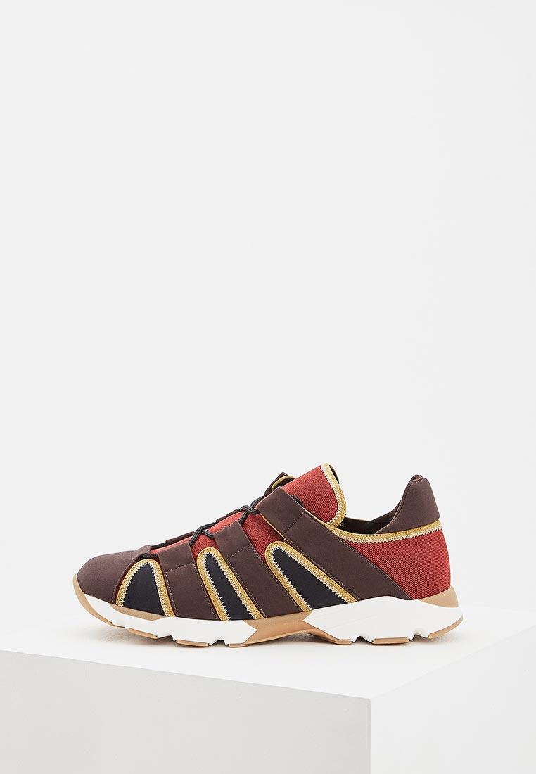 Мужские кроссовки MARNI SNZU000830