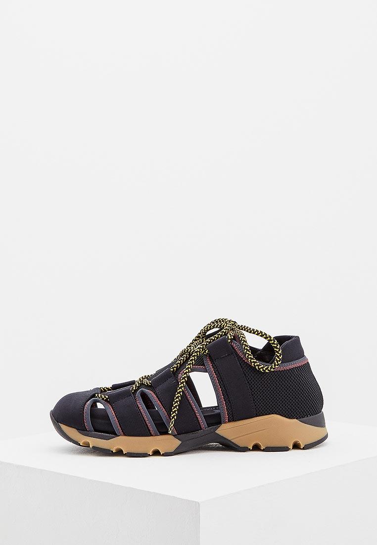 Женские кроссовки MARNI SNZW000403TP605