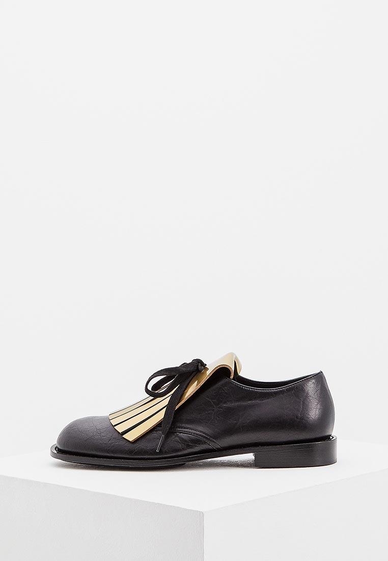 Женские ботинки MARNI ALMS000202LA704