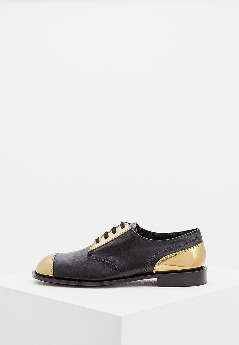 Женские ботинки MARNI ALMS000102LA704