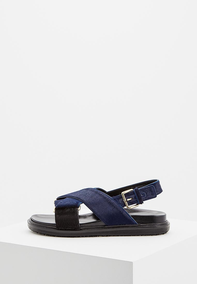 Женские сандалии MARNI FBMS000601LV782