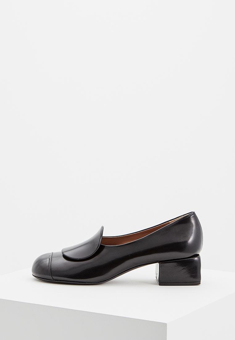 Женские туфли MARNI PUMS000204LV770