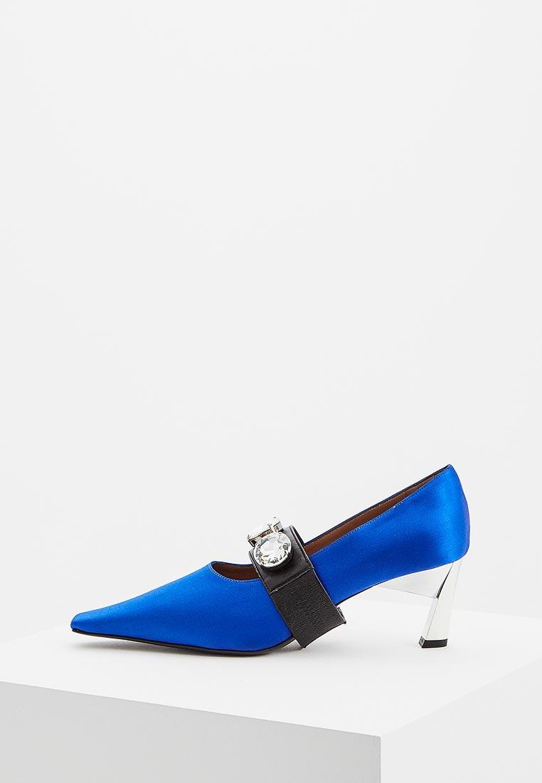 Женские туфли MARNI MJMS000206TV564