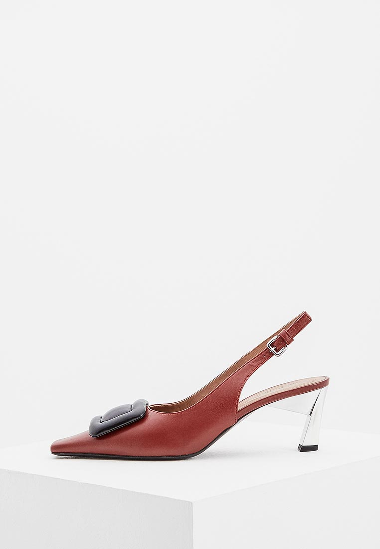 Женские туфли MARNI CHMS000106LA549