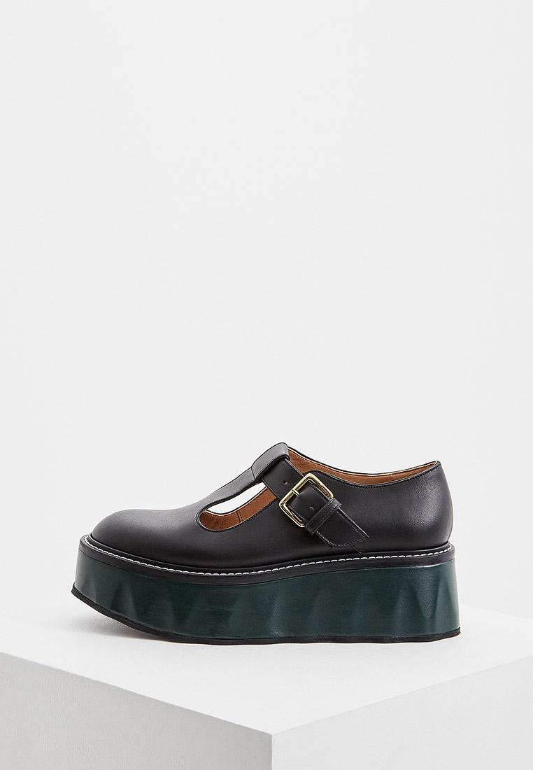 Женские туфли MARNI ALMS002805