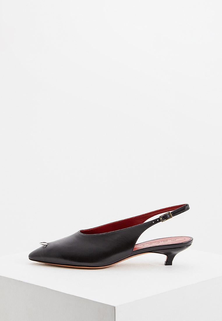 Женские туфли MARNI CHMS001304