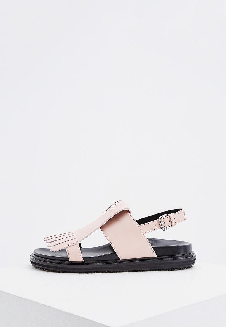 Женские сандалии MARNI FBMS000301