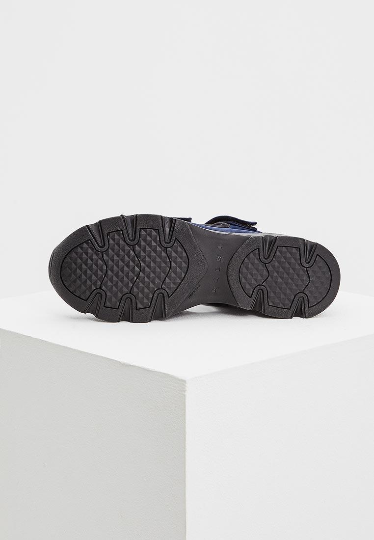 Женские кроссовки MARNI SNZWS01G02TCR86: изображение 9