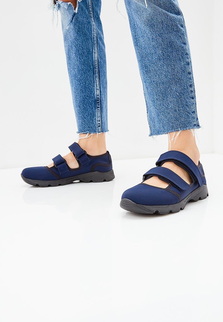 Женские кроссовки MARNI SNZWS01G02TCR86: изображение 12