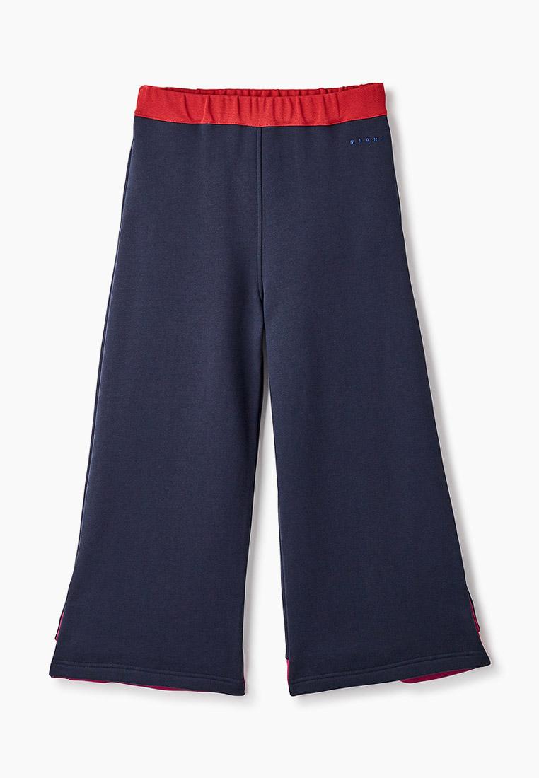 Спортивные брюки для девочек Marni Брюки спортивные Marni