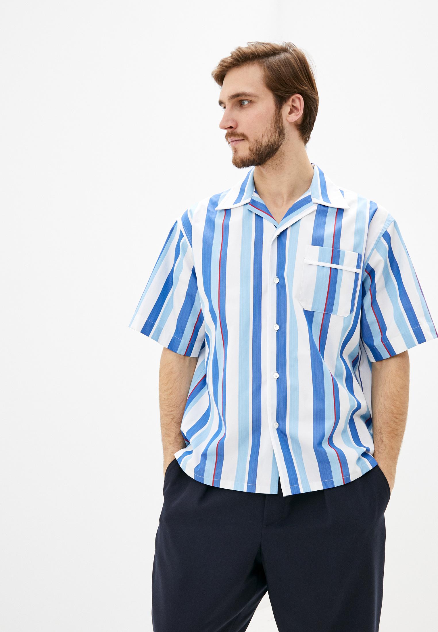 Рубашка с коротким рукавом Marni CUMU0139A0
