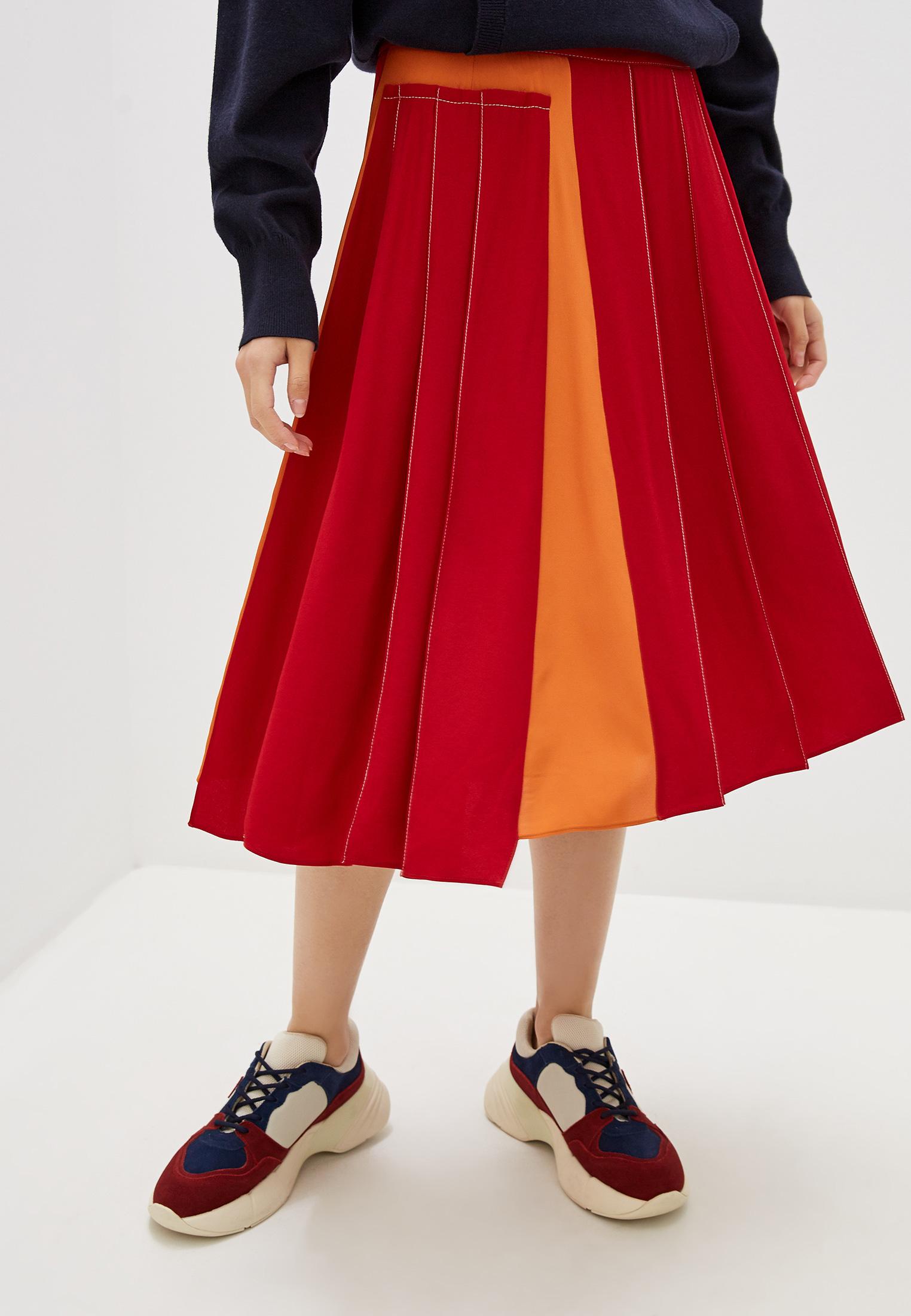 Широкая юбка MARNI GOMA0148FQ