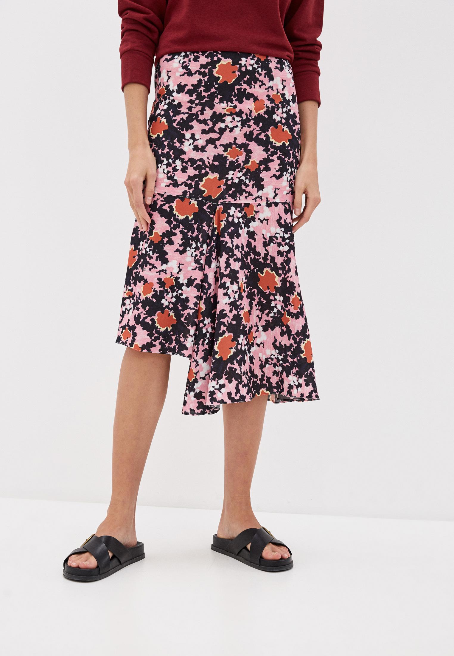 Прямая юбка MARNI GOMA0187A1