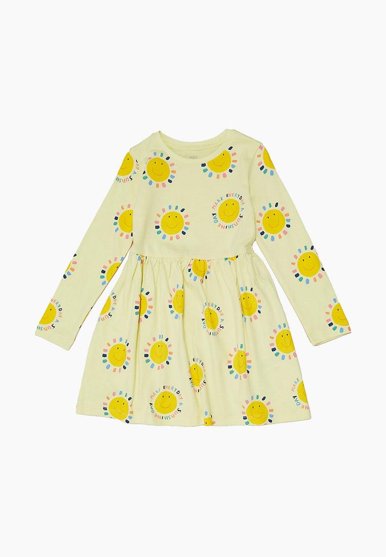 Повседневное платье Marks & Spencer T774440BR0