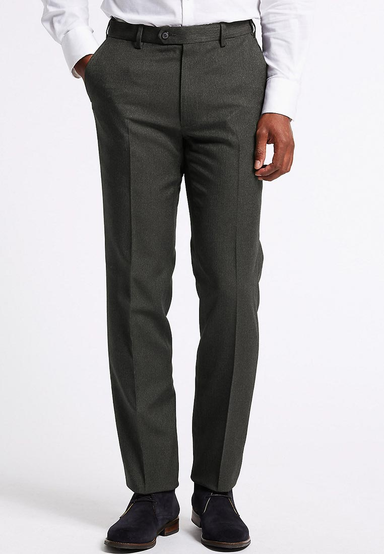 Мужские классические брюки Marks & Spencer T183240TVP