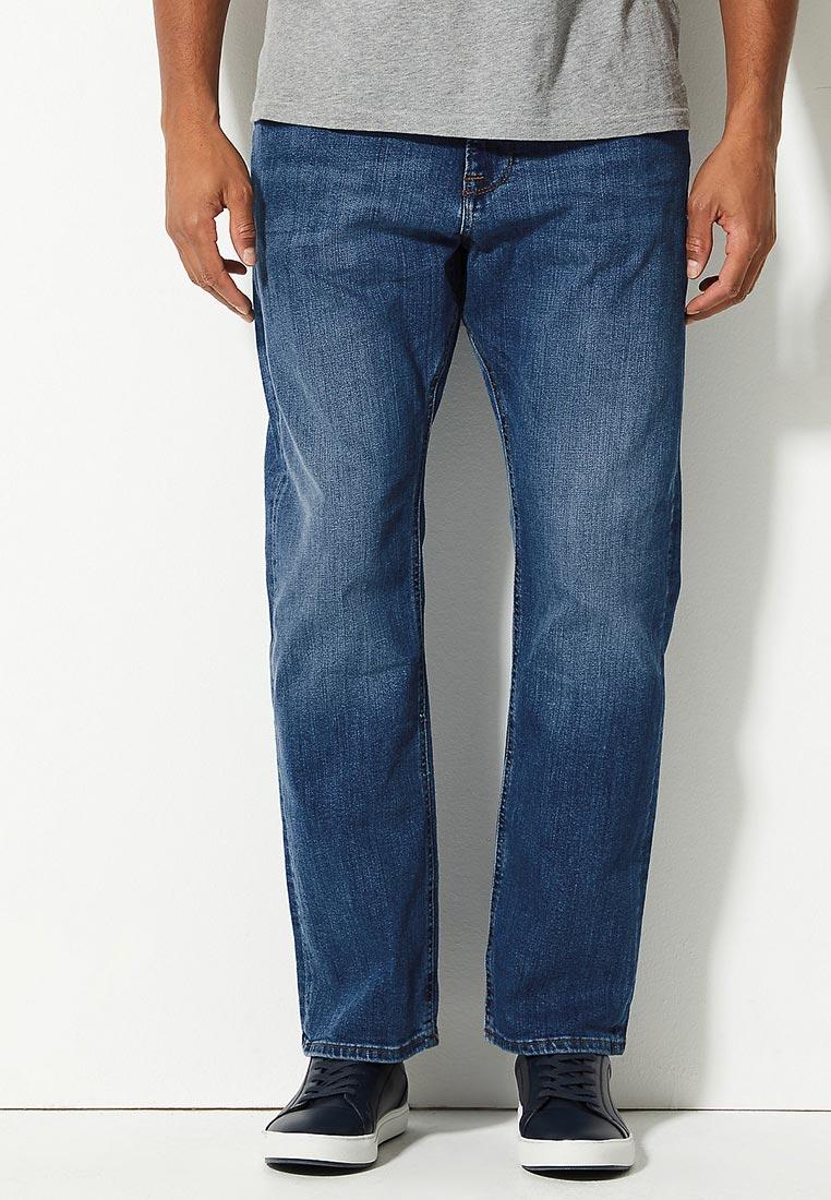 Мужские прямые джинсы Marks & Spencer T171343BO4