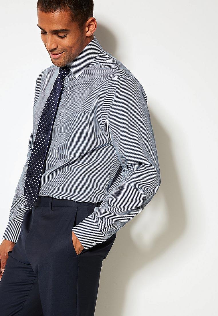 Рубашка с длинным рукавом Marks & Spencer T111253UF4