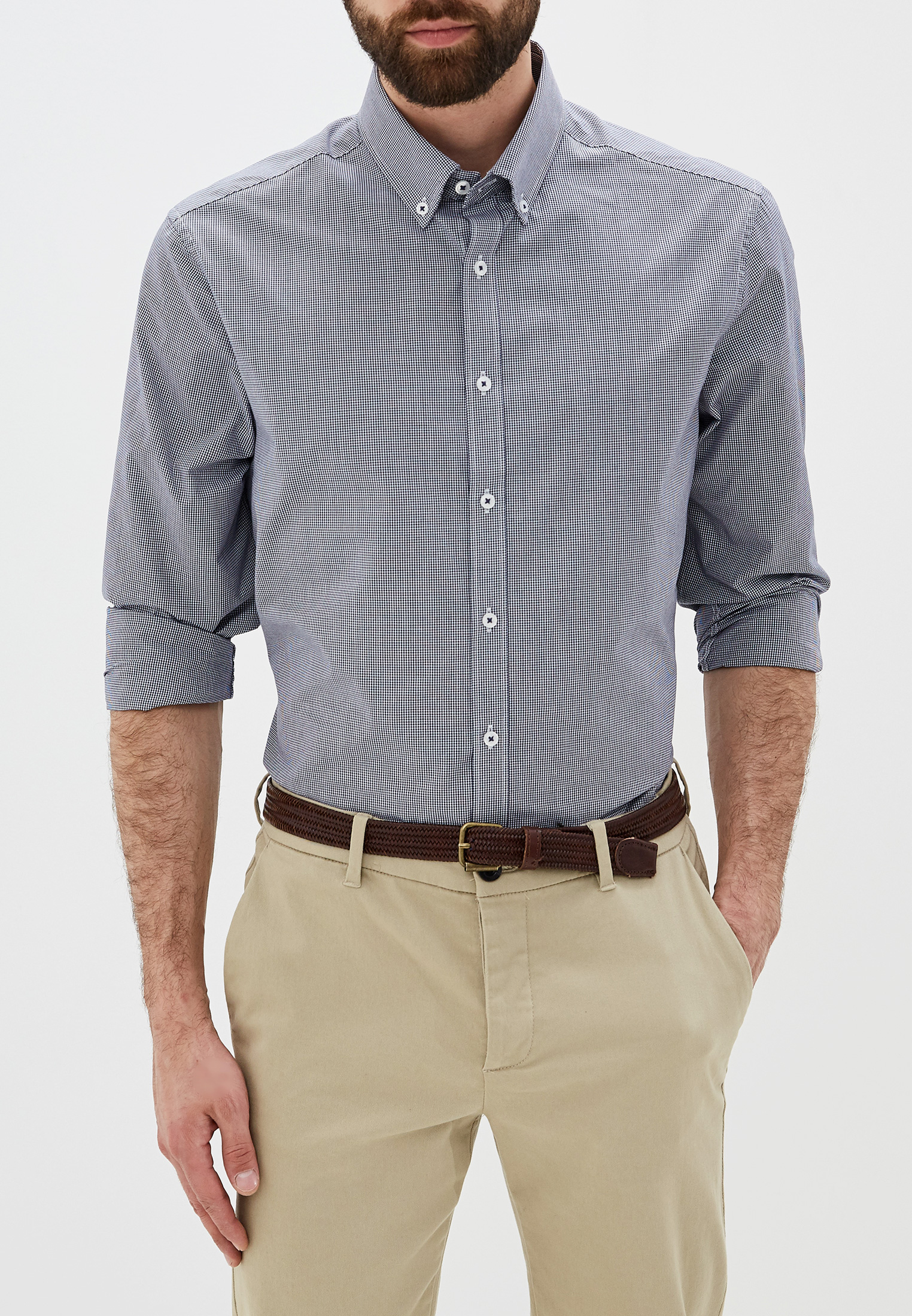 Рубашка с длинным рукавом Marks & Spencer T112126SF4