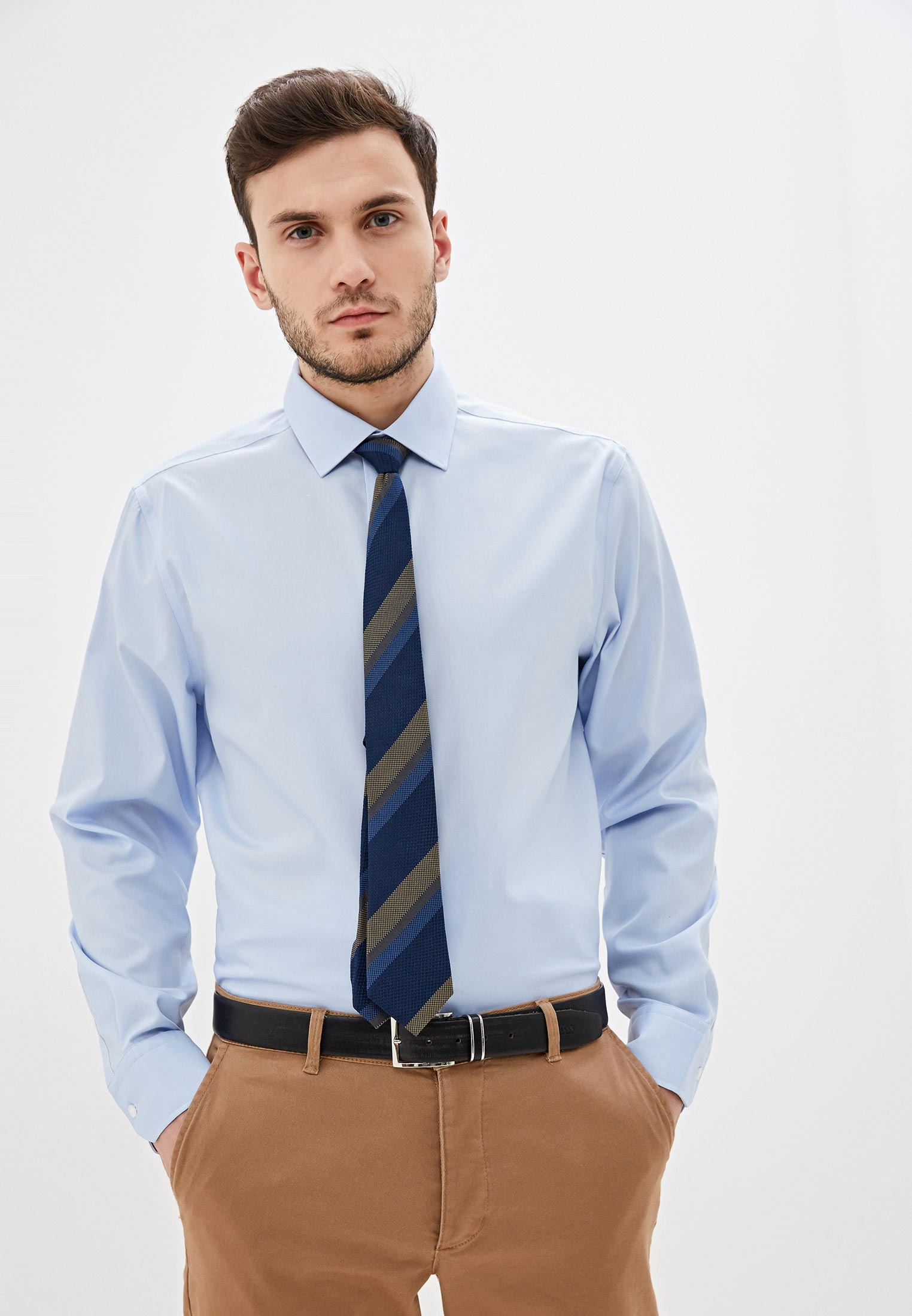 Рубашка с длинным рукавом Marks & Spencer T111030SSB