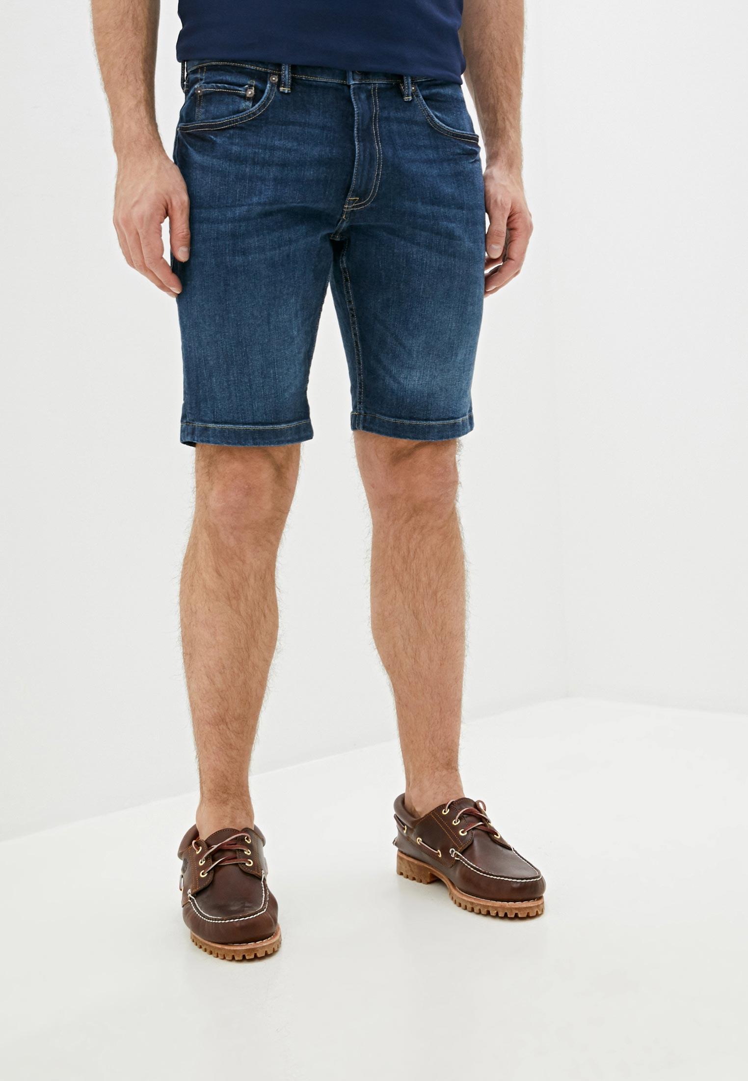 Мужские джинсовые шорты Marks & Spencer T177766MO4
