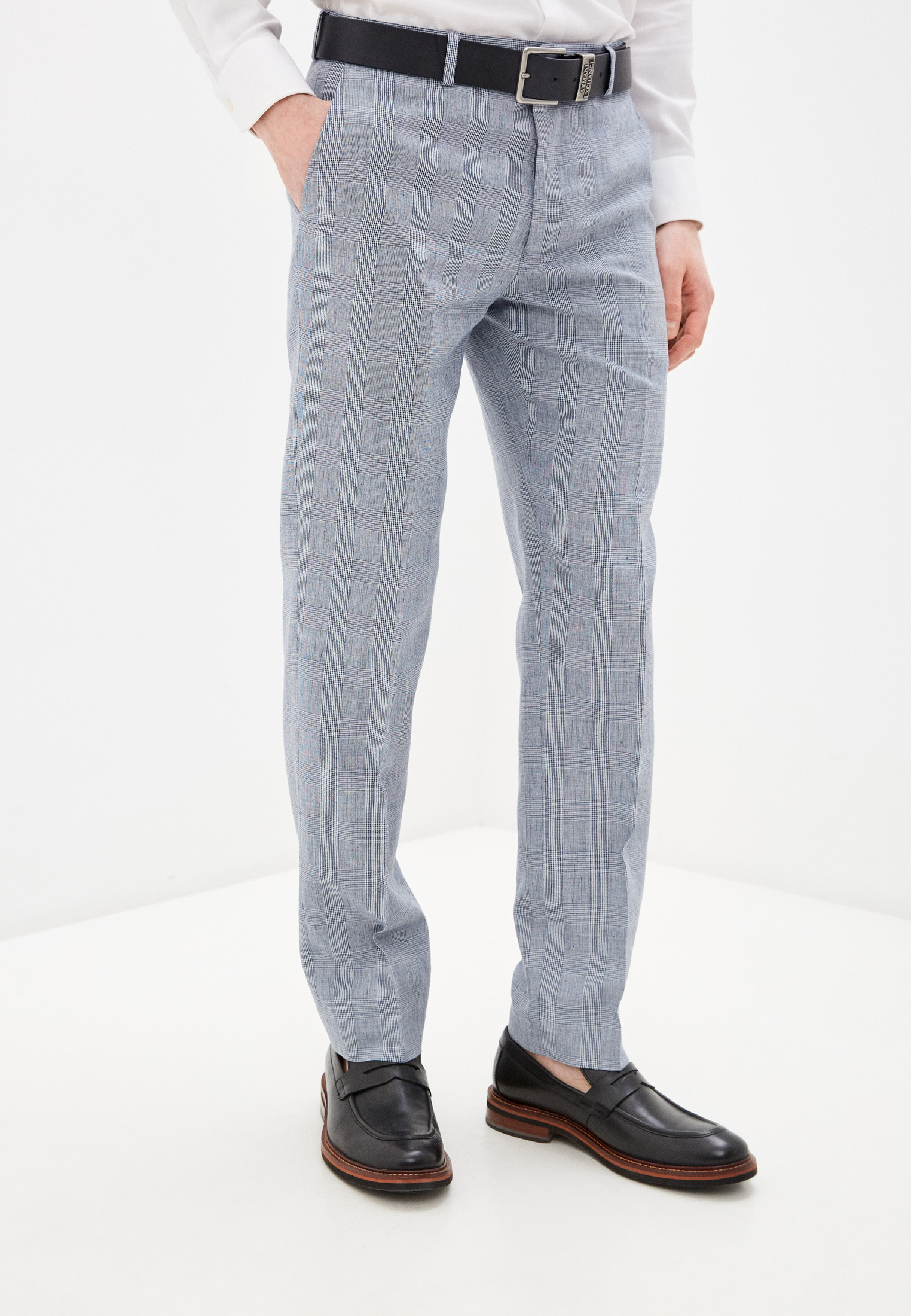 Мужские классические брюки Marks & Spencer T153352TE4