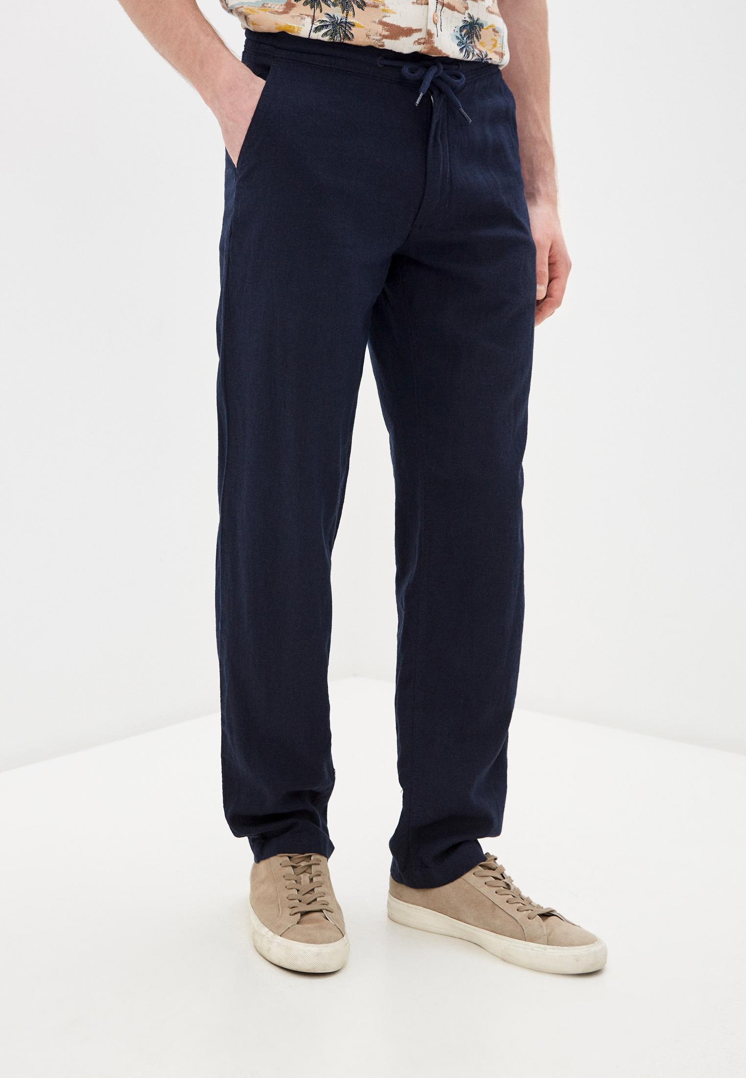 Мужские прямые брюки Marks & Spencer T175359MF0