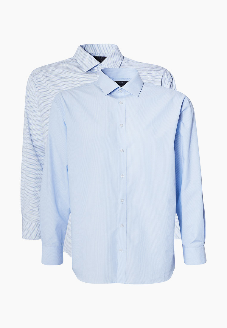 Рубашка с длинным рукавом Marks & Spencer T112508E4