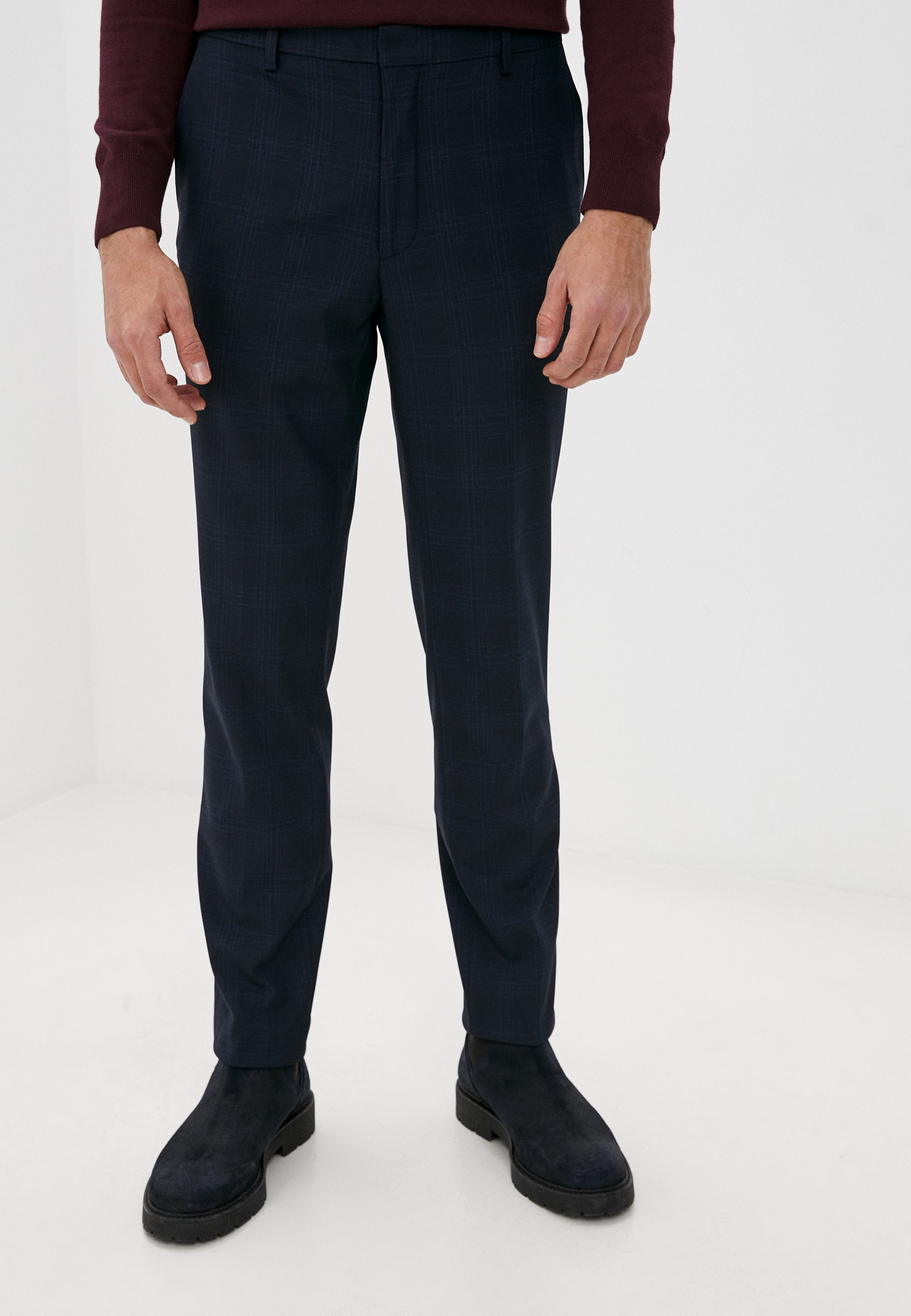 Мужские классические брюки Marks & Spencer T704263S