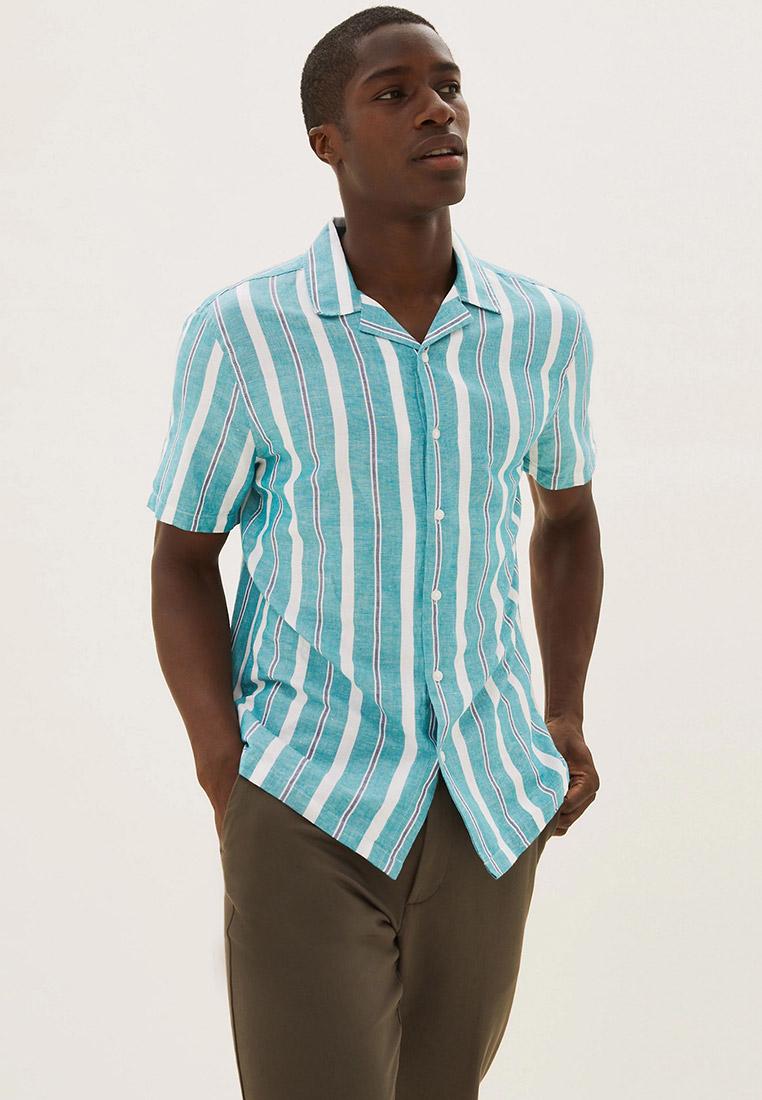 Рубашка с длинным рукавом Marks & Spencer T252044MXT