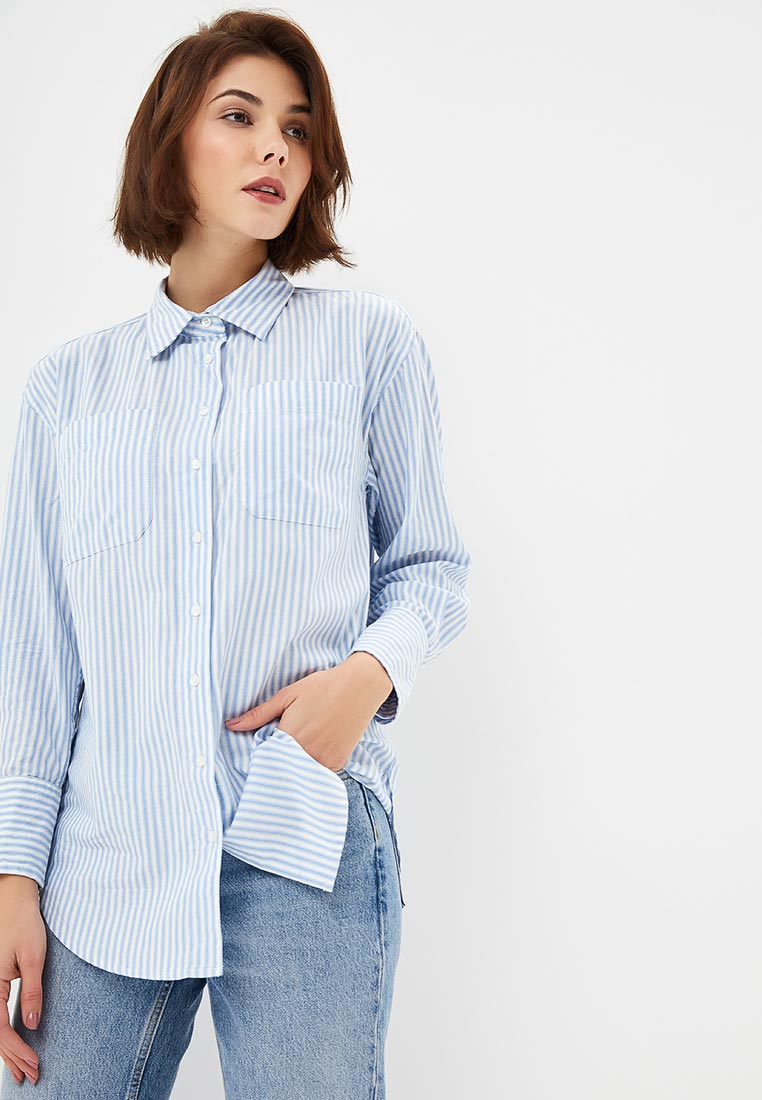Женские рубашки с длинным рукавом Marks & Spencer T431047E7