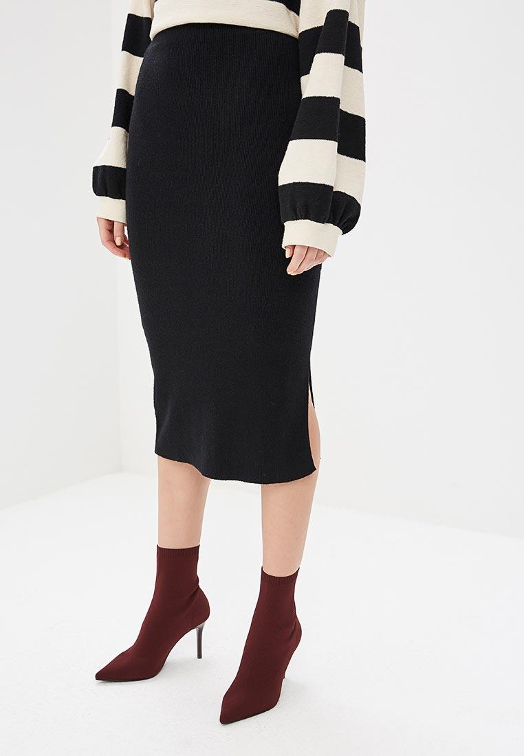 Прямая юбка Marks & Spencer T388185UY0