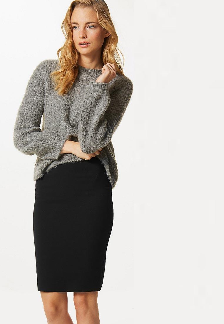 Прямая юбка Marks & Spencer T591551SY0: изображение 1