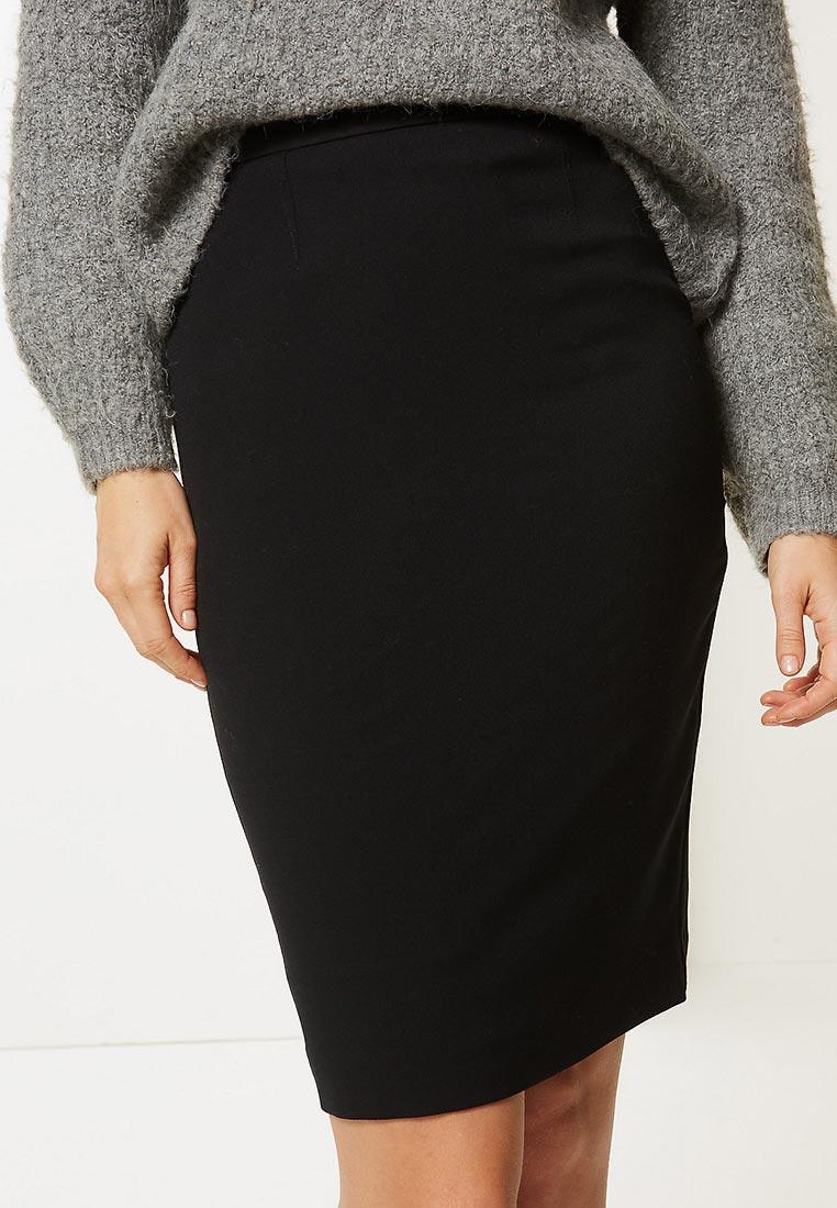 Прямая юбка Marks & Spencer T591551SY0: изображение 3