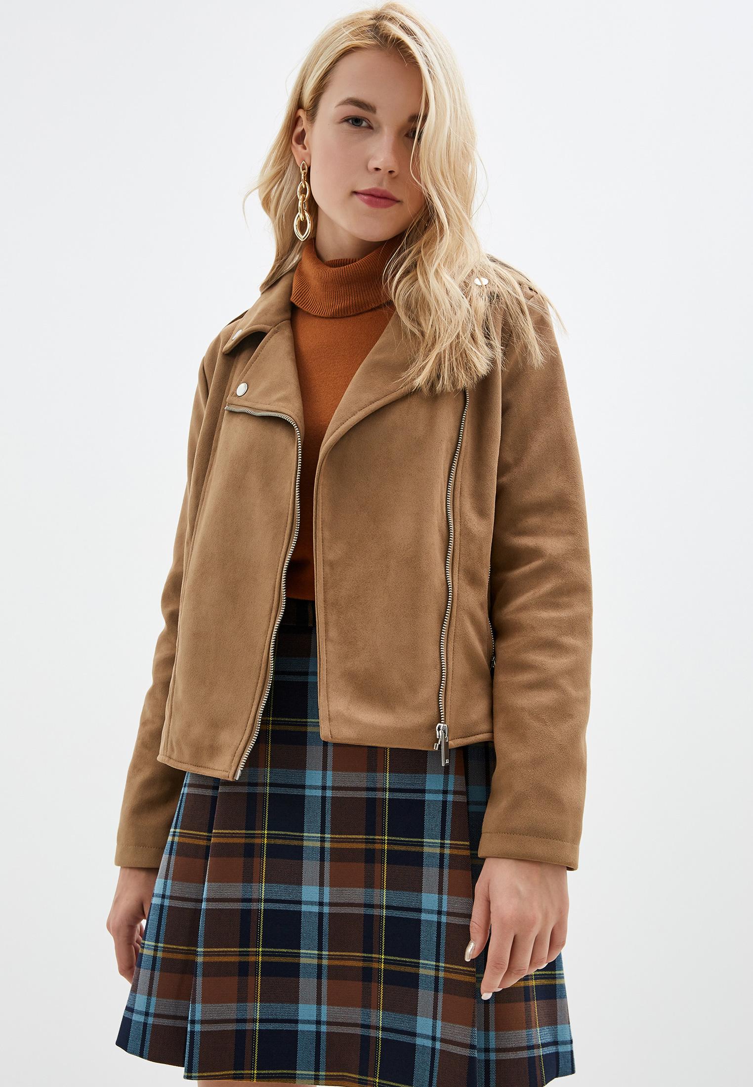 Кожаная куртка Marks & Spencer T494230M0