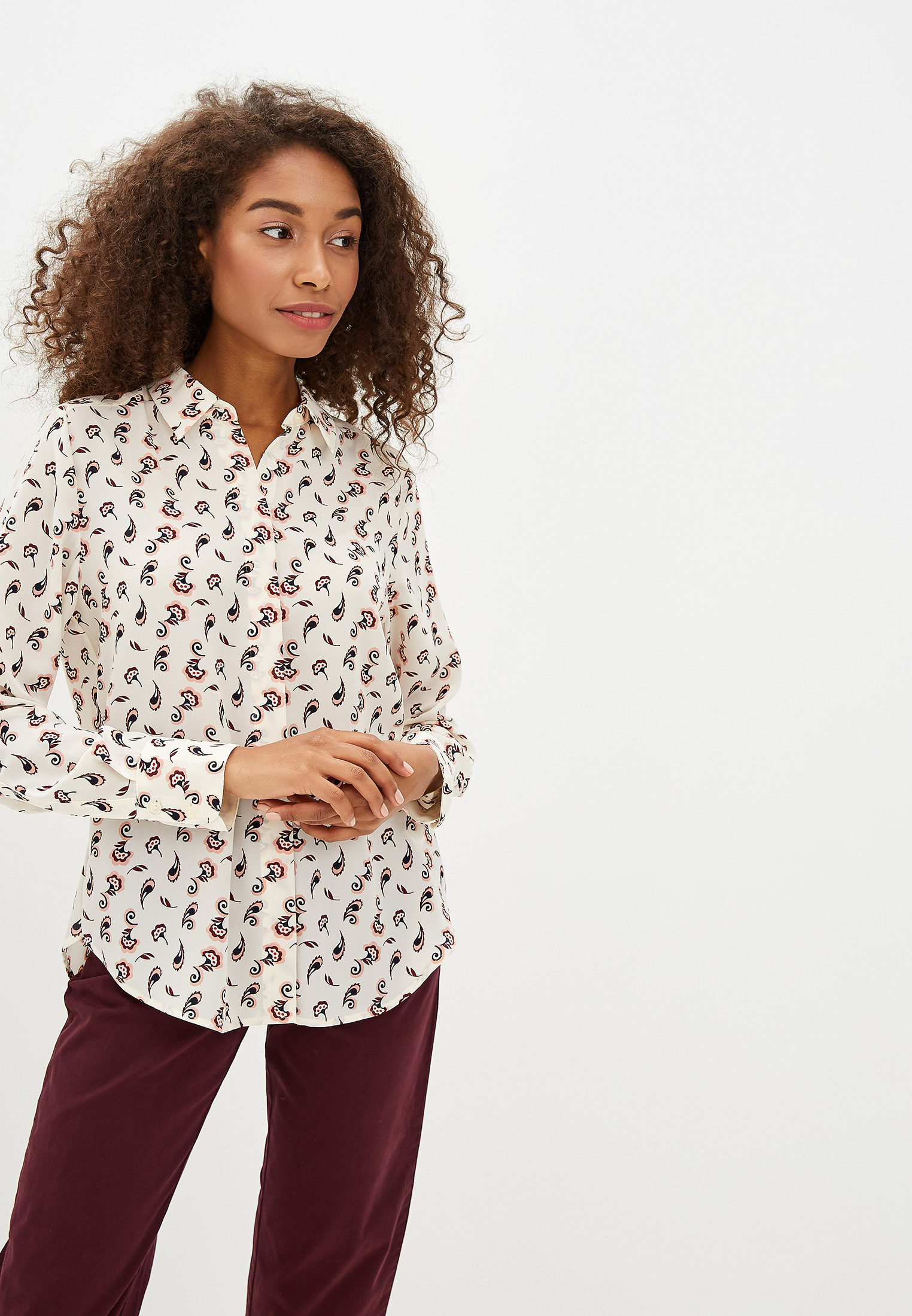 Блуза Marks & Spencer T431743Y8